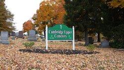 Cambridge Upper Cemetery (Yankee Hill)