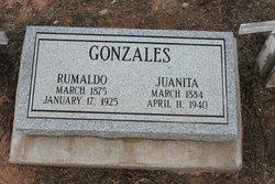 Juanita Gonzales