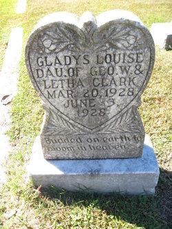 Gladys Louise Clark