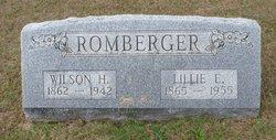 Lillie Evanna <i>Romberger</i> Romberger