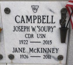 Jane <i>McKinney</i> Campbell