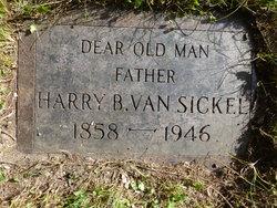 Harry B Van Sickel