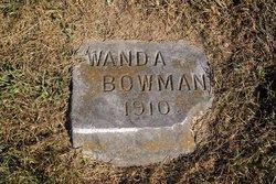 Wanda Bell Bowman