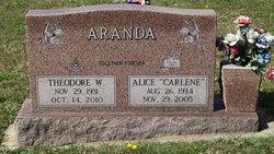 Alice Carlene <i>Bailey</i> Aranda