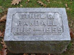 Ethel G <i>Miller</i> Randall