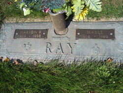 Marion P. Jack Ray