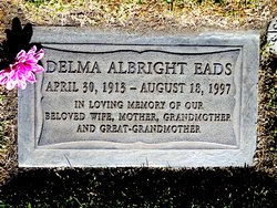 Delma <i>Albright</i> Eads