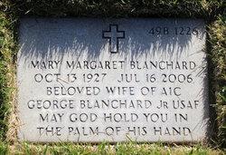 Mary Margaret <i>Wieland</i> Blanchard