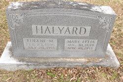 Eugene M Halyard