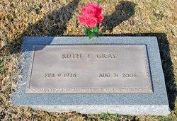 Ruth E Gray