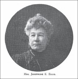 Josephine E <i>Towson</i> Ellis
