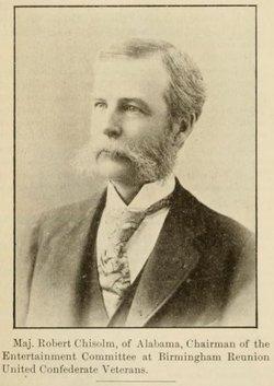 Robert Alexander Chisolm