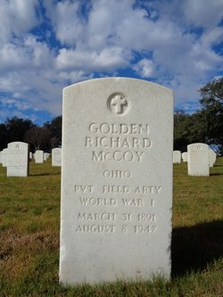 Golden Richard McCoy