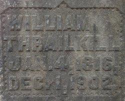 William Ervin Thrailkill
