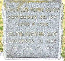 Selene McNairy <i>Harding</i> Curd