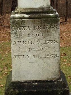 Anna <i>Chambers</i> Briggs