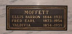 Valdivia V. <i>Pullen</i> Moffett