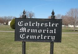 Colchester Memorial Cemetery