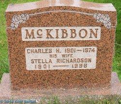 Stella <i>Richardson</i> McKibbon