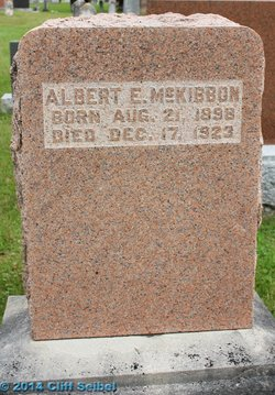 Albert E. McKibbon