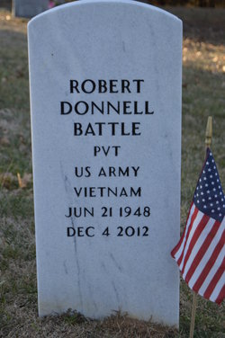 Robert Donnell Battle