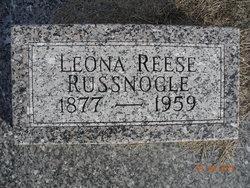 Leona <i>Reese</i> Russnogle
