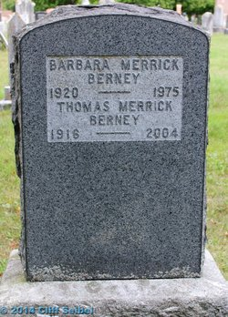 Thomas Merrick Berney