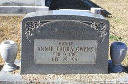 Annie Laura <i>Jones</i> Owens