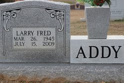 Larry Fred Addy