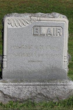 Isaac A Blair