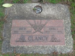 Joseph P Joe Clancy