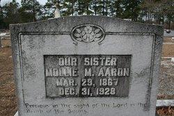 Mollie Mary Aaron