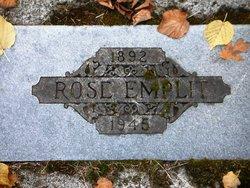 Rose <i>Oley</i> Emplit