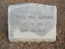 Correl <i>Hill</i> Alford