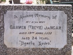 Carmen Trevelyn Pentreath Trevie <i>Scherf</i> Dangar