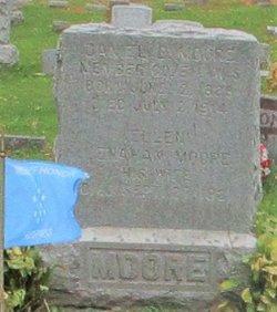 Ellen Nellie <i>Lenahan</i> Moore