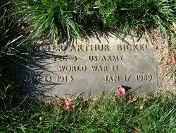 Walter Arthur Bickel