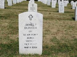 James P. Raging Bull Durham