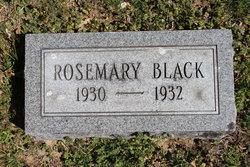 Rosemary Black