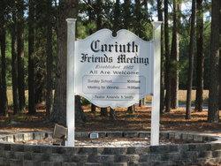 Corinth Friends Meeting Cemetery