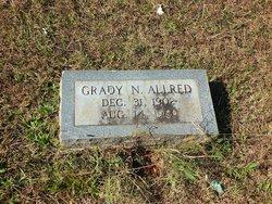 Grady N Allred