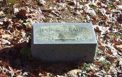 Irving George Kautz