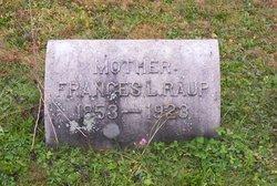 Frances L. Raup