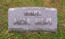 Ralph R Raup
