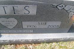Fannie Sue <i>McDonald</i> Bates
