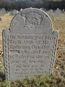 Ruth <i>Hyde</i> Ormsby