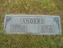 Sidney A. Anders