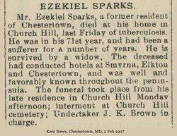 Ezekiel Sparks