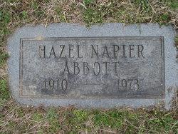 Hazel <i>Napier</i> Abbott