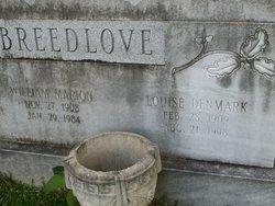 Mary Louise <i>Denmark</i> Breedlove